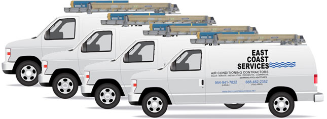East Coast Services HVAC Installation & Repairs