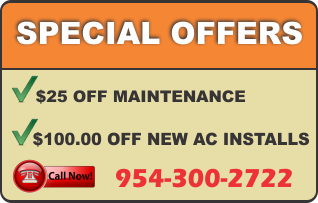 Residential AC Services Fort Lauderdale